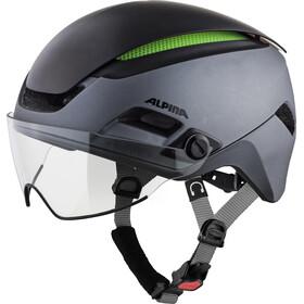 Alpina Altona M - Casque de vélo - gris/noir